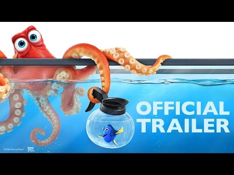 Pixar s Finding Dory Official Trailer 2