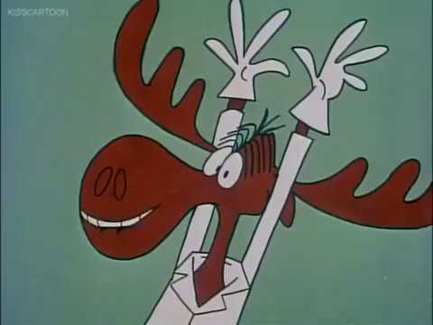 "Rocky and His Friends - ""Jet Fuel Formula"" - Episode 2 - 1959"