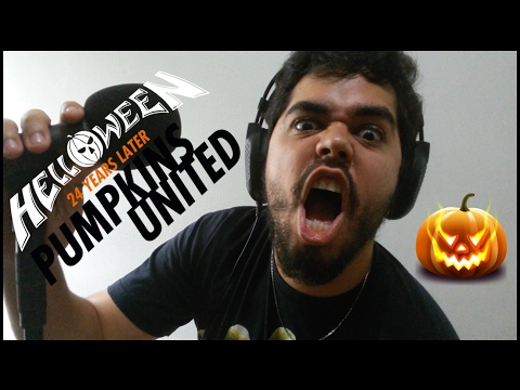 HELLOWEEN - A TALE THAT WASN'T RIGHT (VOCAL COVER) BY MATHEUS MOREIRA