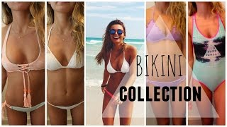 Bikini Collection + Try On! - YouTube