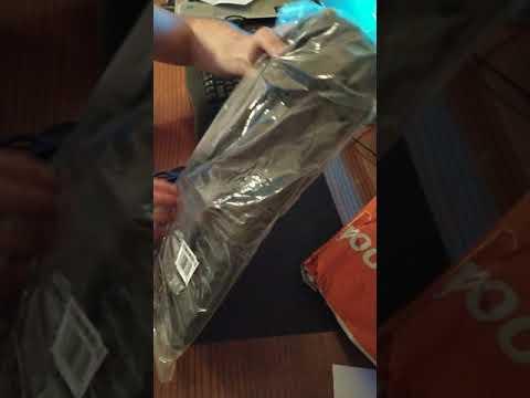 Unboxing Original xiaomi 10l mochila Banggood