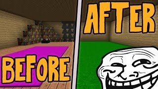 SLOWLY EMPTYING A PLAYERS HOUSE TILL HE NOTICES (Minecraft Trolling)SERVER IP: SKITTLEMC.COM►(FOR THE BEST FANS) CLICK HERE FOR EPIC DONIBOBES T-SHIRTS ►►https://nicepostureclothing.com/collections/doni-bobesThank you so much for watching this video!►Click here for OPTIONAL donations! https://www.patreon.com/user?ty=h&u=3016709►MY OWL TEXTURE PACK: https://www.mediafire.com/?1kpyebj09pec5j5►Join my server! (Its where I troll people!) : mc.performium.net►Outro music: https://soundcloud.com/sam1a/bright-dark-light►MY SOCIAL MEDIA: Twitter: www.twitter.com/DonibobesFacebook: www.facebook.com/donibobesIG: https://instagram.com/donibobes►Can we hit 2000 likes on this episode? ►If you like the videos and wanna stick around, hit that subscribe button! If not, thanks for watching!►Music Used in video:All by Kevin Macleod at http://incompetech.com/