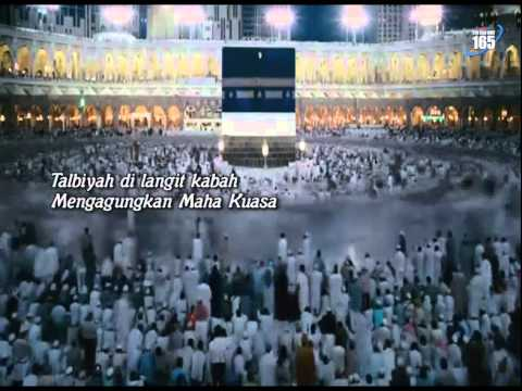 Talbiyah di Langit Ka'bah