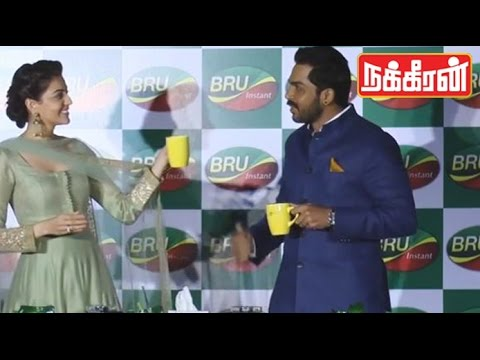 Karthi-vs-Kajal-Agarwal--Who-serves-best-Coffee