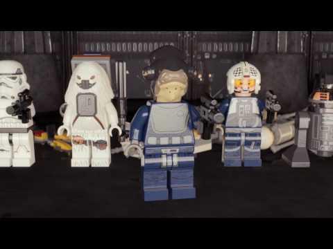 Конструктор Звёздный истребитель типа Y - LEGO STAR WARS - фото № 14