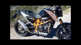 4. 2013 KTM 690 Duke Review