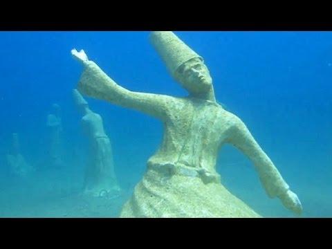 Τουρκία: Υποβρύχιο μουσείο στην αρχαία Σίδη