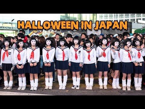 ליל כל הקדושים ביפן – תמונות ווידאו