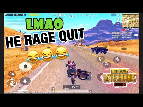I MADE MY TEAMMATES RAGE QUIT | TOO MANY BUGS IN THIS GAME | 2 THUMBS PUBG MOBILE