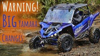 8. 2019 Yamaha YXZ | 2019 Yamaha Grizzly | 2019 Yamaha Wolverine