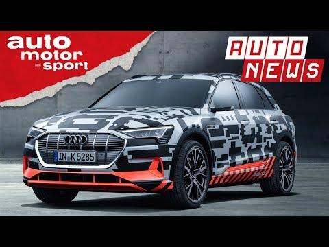 Audi e-tron quattro: Volt ihr den? - NEWS | auto moto ...
