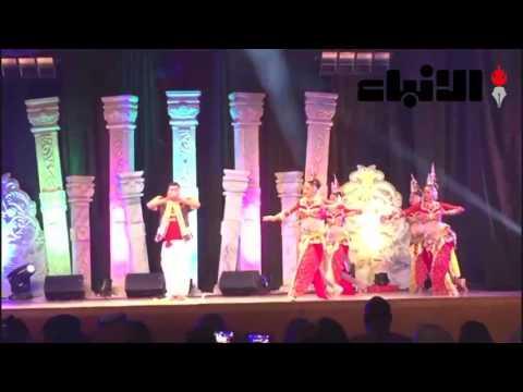 حفل الفرقة السيريلانكية
