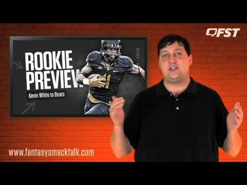 Kevin White Rookie Preview thumbnail