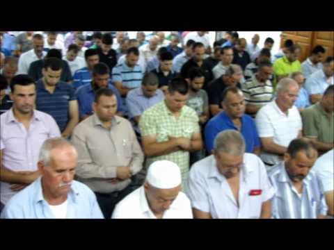كفرقرع تستضيف الشيخ القارئ يوسف السطل 8 رمضان 1433هـ