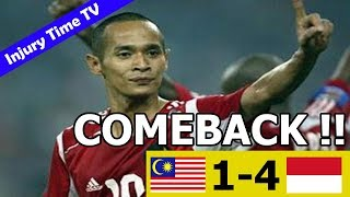 Video Malaysia 1-4 Indonesia | All Goals & Highlights | Tiger Cup 2004 MP3, 3GP, MP4, WEBM, AVI, FLV Juni 2018