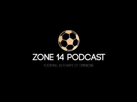 Zone 14 Podcast - Episode 1 - Youth Football And England