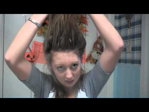 Halloween Hair Tutorial- TROLL DOLL