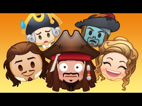 Pirates of the Caribbean Retold With Emojis