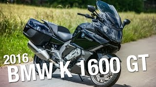 9. Test/Review: 2016 BMW K 1600 GT