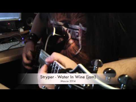 Tekst piosenki Stryper - Water into Wine po polsku