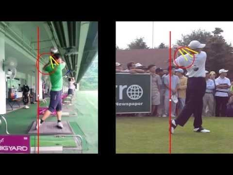 Uart Video Golf Lessons(golf swing analyze)