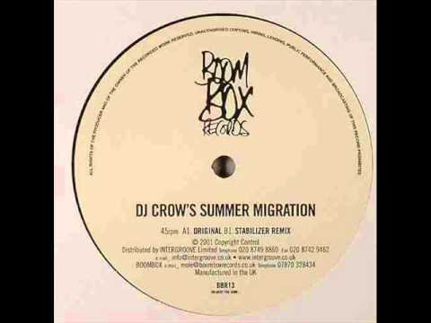 DJ Crow - Summer Migration (Stabilizer Remix)
