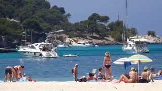 Strand von Santa Ponsa 2014