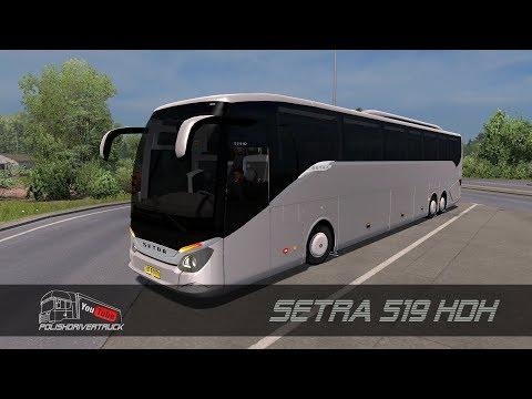 Setra 519 HDH V3.5 1.28.x