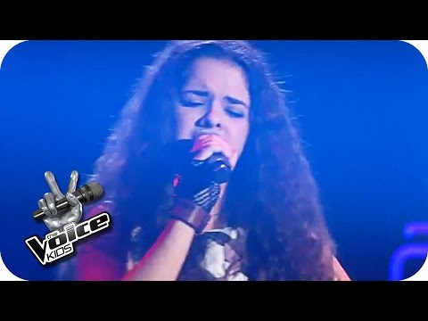 Shontelle - Impossible (Shanice) | Finale | The Voice Kids 2016 | SAT.1