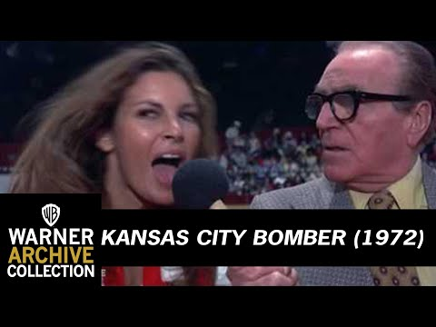 Kansas City Bomber (1972) – Raquel Welch Roller Derby!