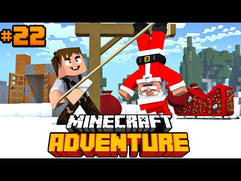 DODO HAT DEN WEIHNACHTSMANN GEFANGEN?! - Minecraft Adventure #22 [Deutsch/HD]