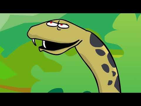 Bible naruby #2 - Adam a Eva