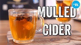 2 minute mulled cider recipe | my virgin kitchen by  My Virgin Kitchen