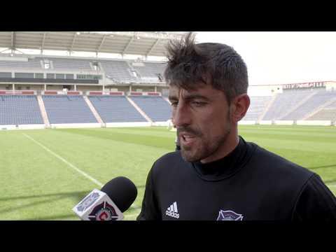 Video: Veljko Paunovic Previews #CHIvORL on Saturday (June 24) at Toyota Park