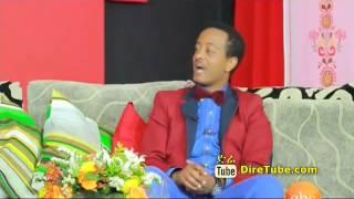 Minyishu Kifle on Jossy In Z House Show