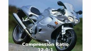 6. Triumph Daytona 955i superbike & Engine
