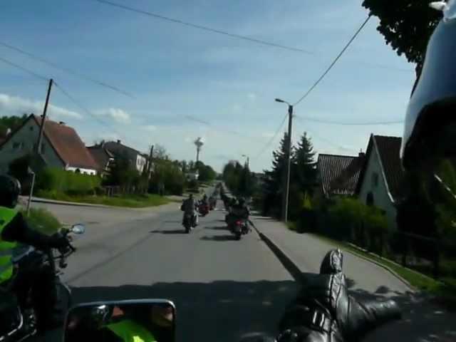 III Kętrzyńska Motomajówka 2011 – Parada 3