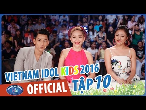 VIETNAM IDOL KIDS 2016 GALA 4 - FULL