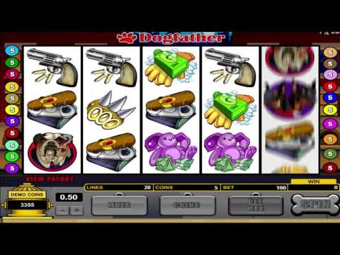 Dogfather ™ free slots machine game preview by Slotozilla.com