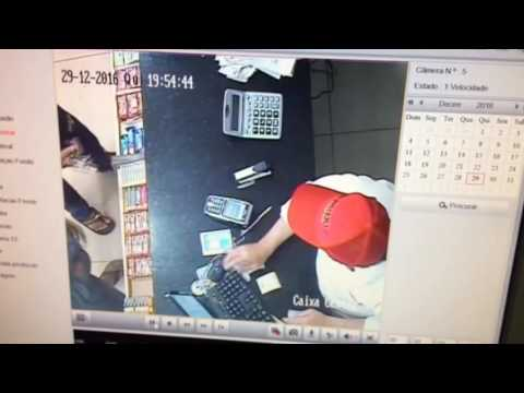 Jales - Ladrão com máscara de palhaço assalta comerciante nesta madrugada de 30 de dezembro em Jales