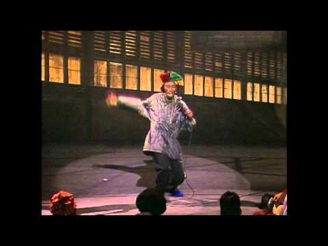 Eddie Griffin (def jam stand-up comedy)