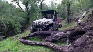 3. Yamaha Rhino Test Ride
