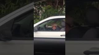 Old Man Going Ham to Metallica Song In Traffic Is The Inspiration We All Needed