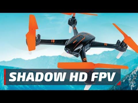 Квадрокоптер с камерой Pilotage Shadow, HD FPV 28 минут