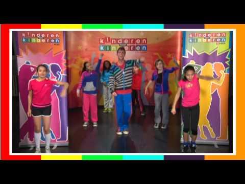 Kinderen voor Kinderen 34 - Bewegen is Gezond dansinstructie