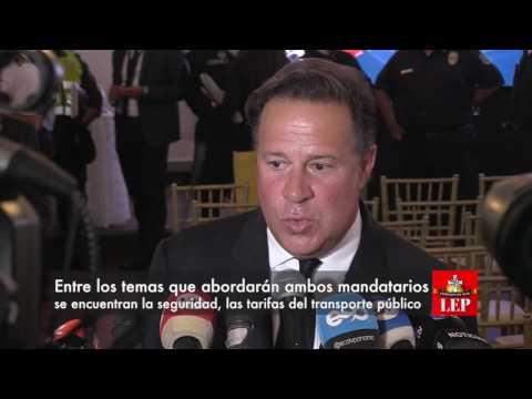 Presidente Varela viaja a Chile para reunirse con Michelle Bachelet