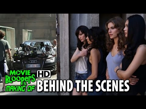 The Transporter Refueled (2015) Behind The Scenes - Part 1