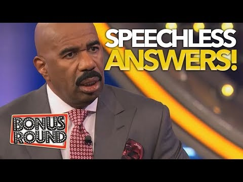 FAMILY FEUD ANSWERS That SHOCKED Steve Harvey & Left Him SPEECHLESS! Bonus Round - Thời lượng: 10 phút.