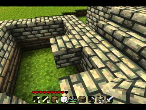 minecraft adventure ZsDav 12 part 1