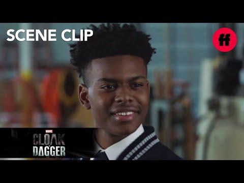 Marvel's Cloak & Dagger | Season 1, Episode 5: Tyrone Teleports to Duane | Freeform